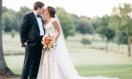 Keaton Rives & JD Lloyd: A Mountain Brook Wedding