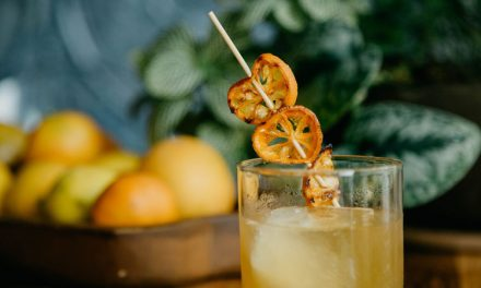 Drink This: Brick & Tin's Jemison Old Fashioned