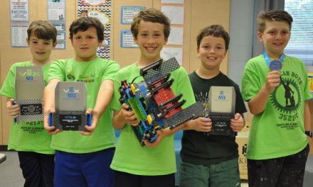 Meet Crestline's Championship Robotics Teams