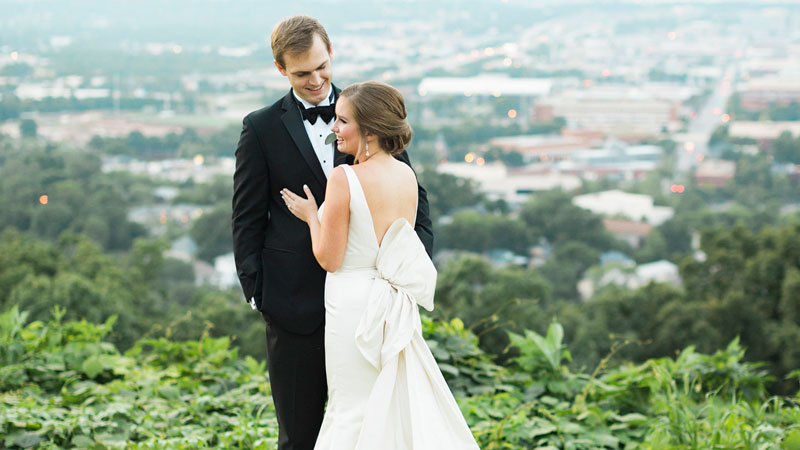 Douglas Logan & Hayden Rathel: A Mountain Brook Wedding