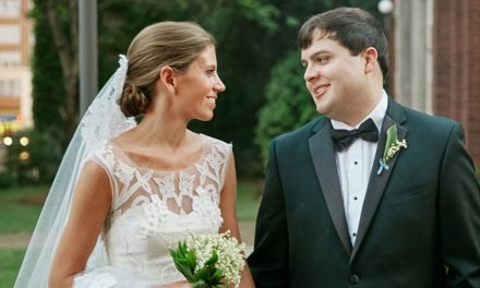 Emma Reich & Pritchard Allen: A Mountain Brook Wedding