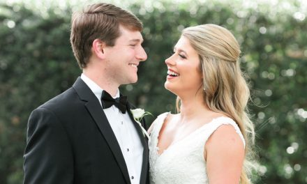 Ginny Luckie & Hampe Farmer: A Mountain Brook Wedding
