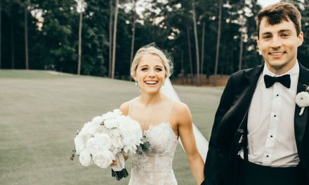 Hanna Nall & Matthew LePere: A Mountain Brook Wedding
