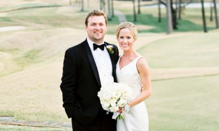 Elizabeth Edwards & Harrison Smith: A Mountain Brook Wedding