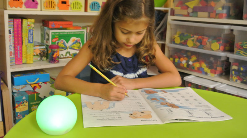 The Inventors: Soft Glow Silent Timer