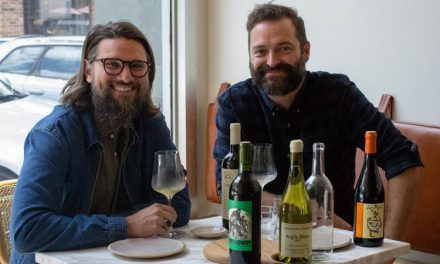 A Chat with the Duo Behind Golden Age Wine
