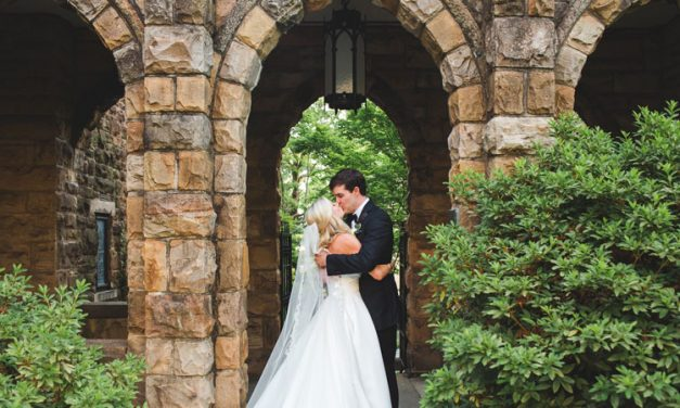 Elisabeth Foster & Robin Alston: A Mountain Brook Wedding