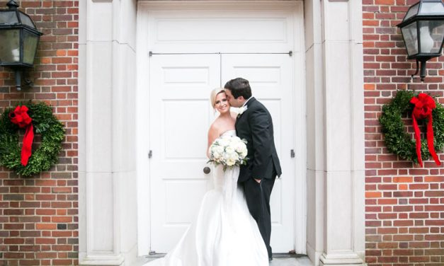 Brailyn Hardy & Alexander Barineau: A Mountain Brook Wedding