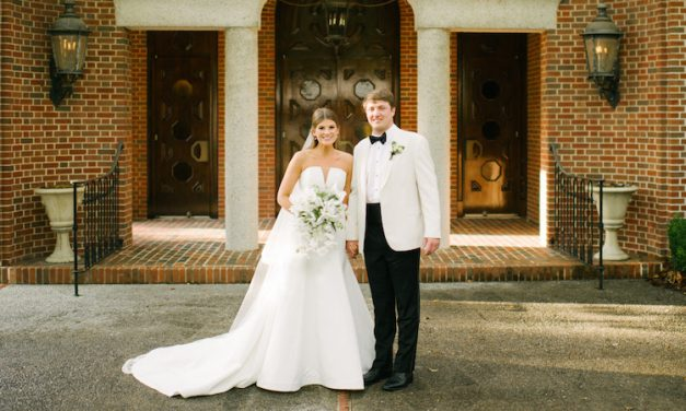 Olivia Bailey & Taylor Bullock: A Mountain Brook Wedding