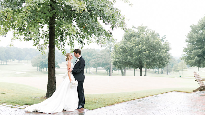 Courtney Bishop & Michael Ravenfeld: A Mountain Brook Wedding