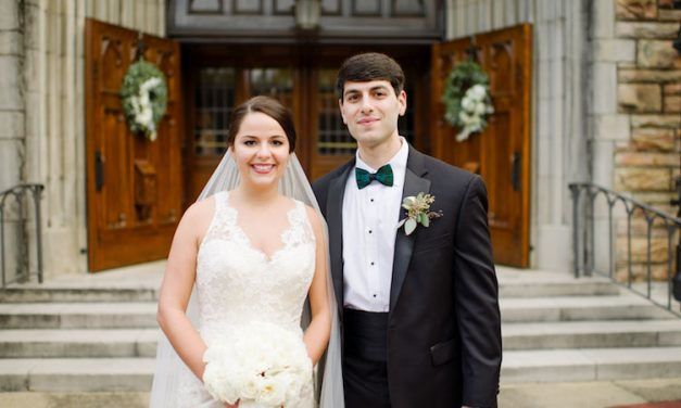 Helen Walker & Nicholas Saab: A Mountain Brook Wedding