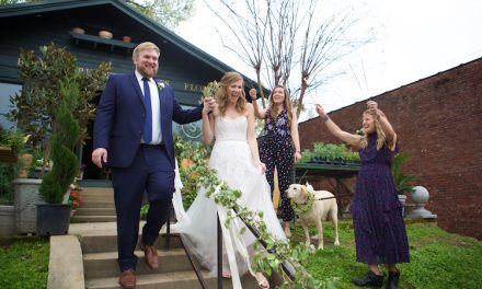 Immeasurably More: A Quarantine Wedding
