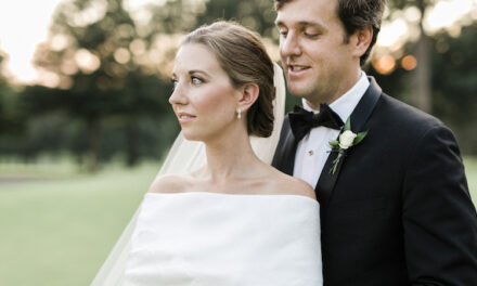 Amanda Healey & Sam Ransom: A Mountain Brook Wedding