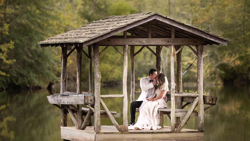 Mallie Given & Tyler Heath: A Mountain Brook Wedding