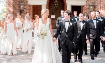 Katie Keller & Phillip Yandell: A Mountain Brook Wedding
