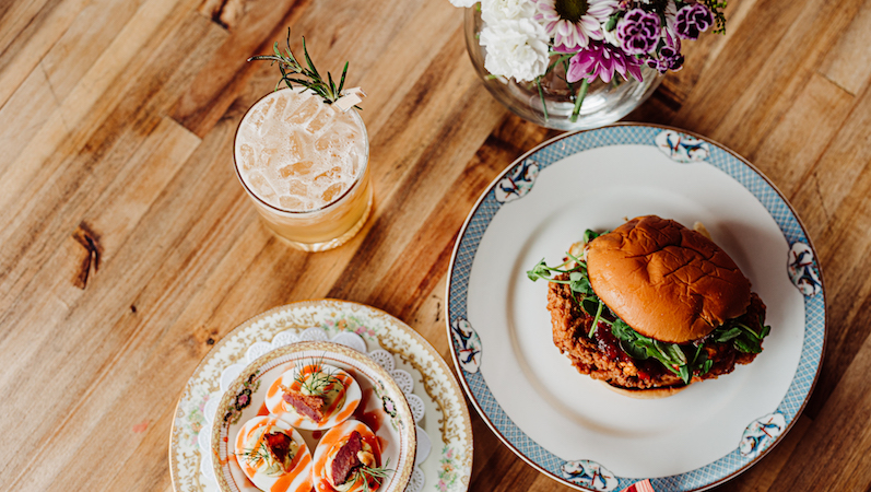 A Second Helping at Evelyn's Southern Fare