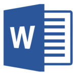 MCQs of MS Word