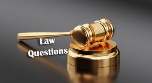 Selected Questions on Law
