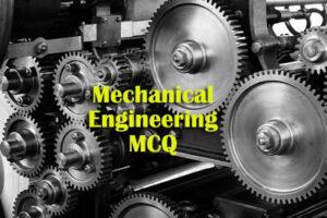 Mock Test on Diploma Mechanical Engineering