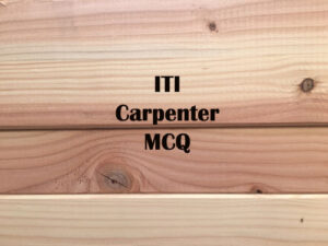 Carpenter Questions and Answers
