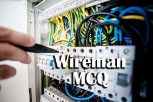 ITI Wireman Questions and Answers