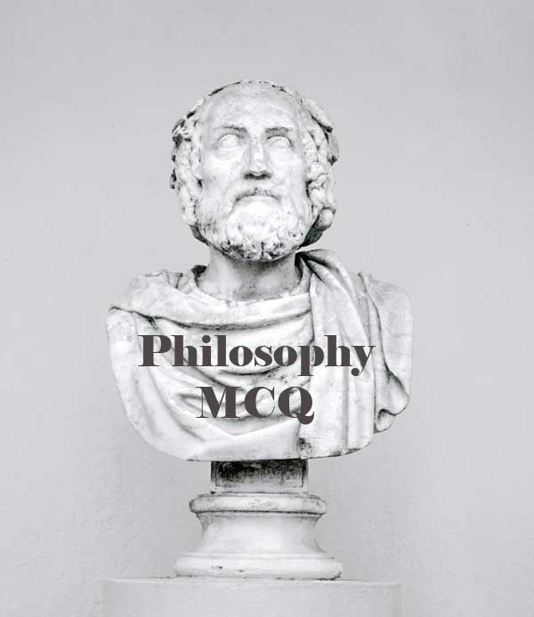 Philosophy Question Bank