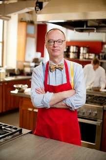 Chris Kimball of Cook's Illustrated