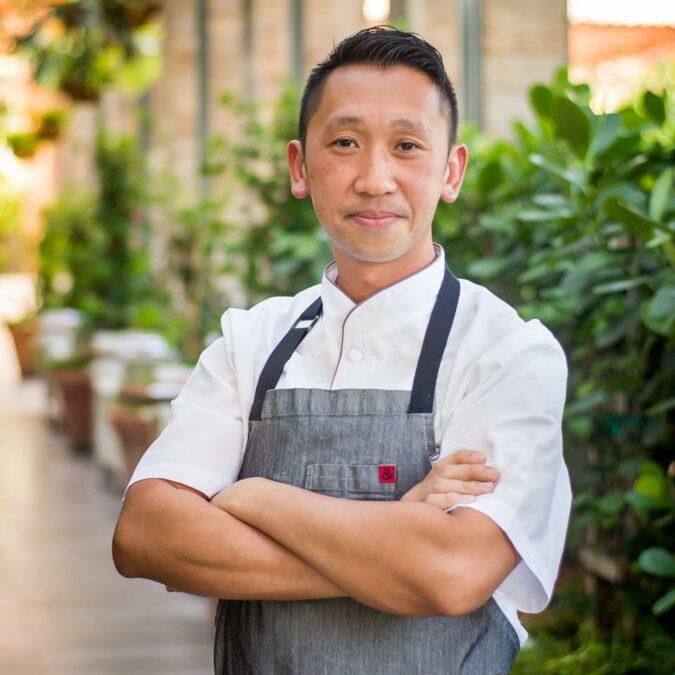 Executive Chef Andrew Yeo