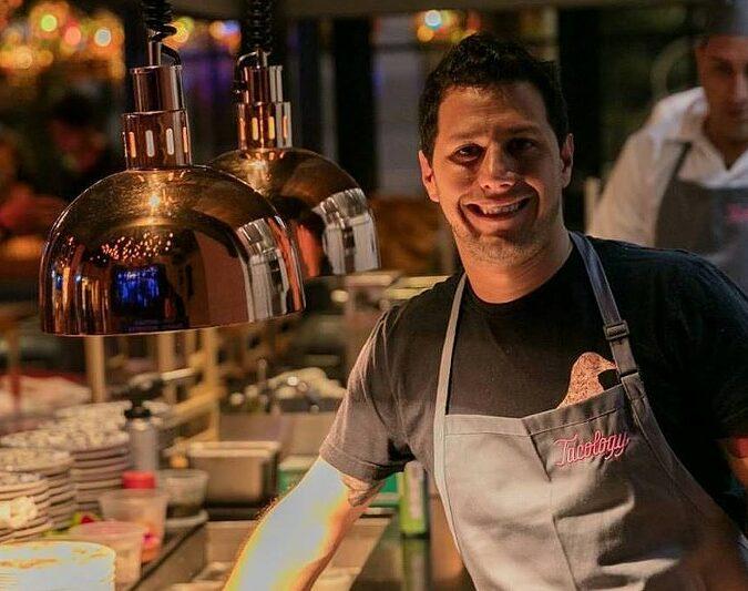 Executive Chef Santiago Gomez
