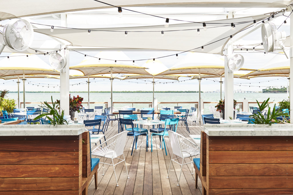 Lido Restaurant & Bayside Grill at The Standard