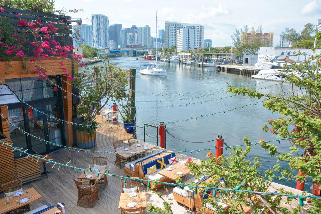 Seaspice on the Miami River