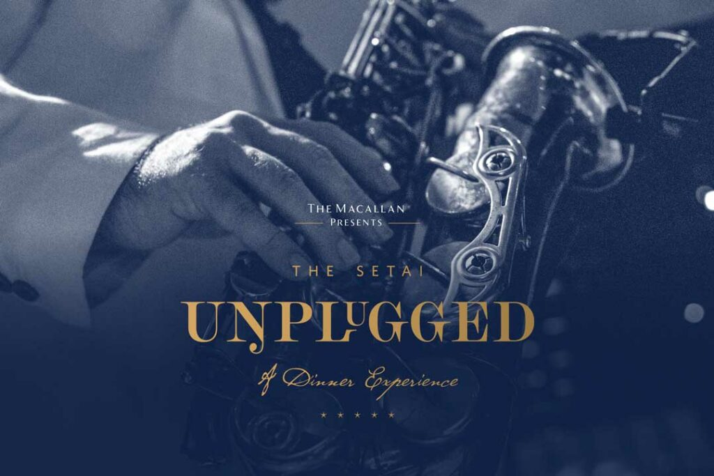 The Setai Unplugged Creative