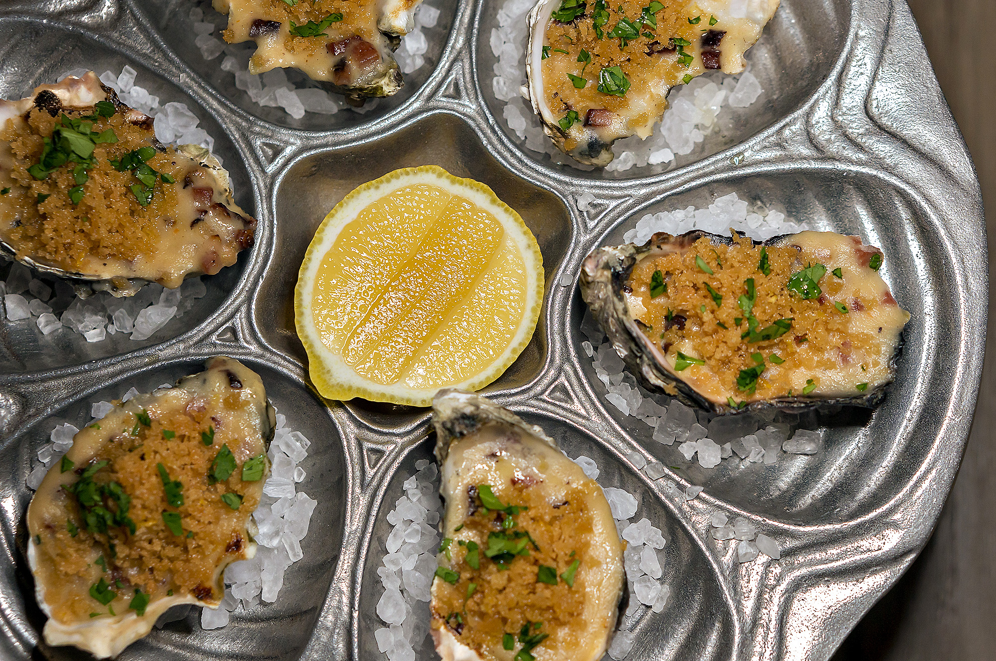 Oysters From Seawell Fish N' Oyster