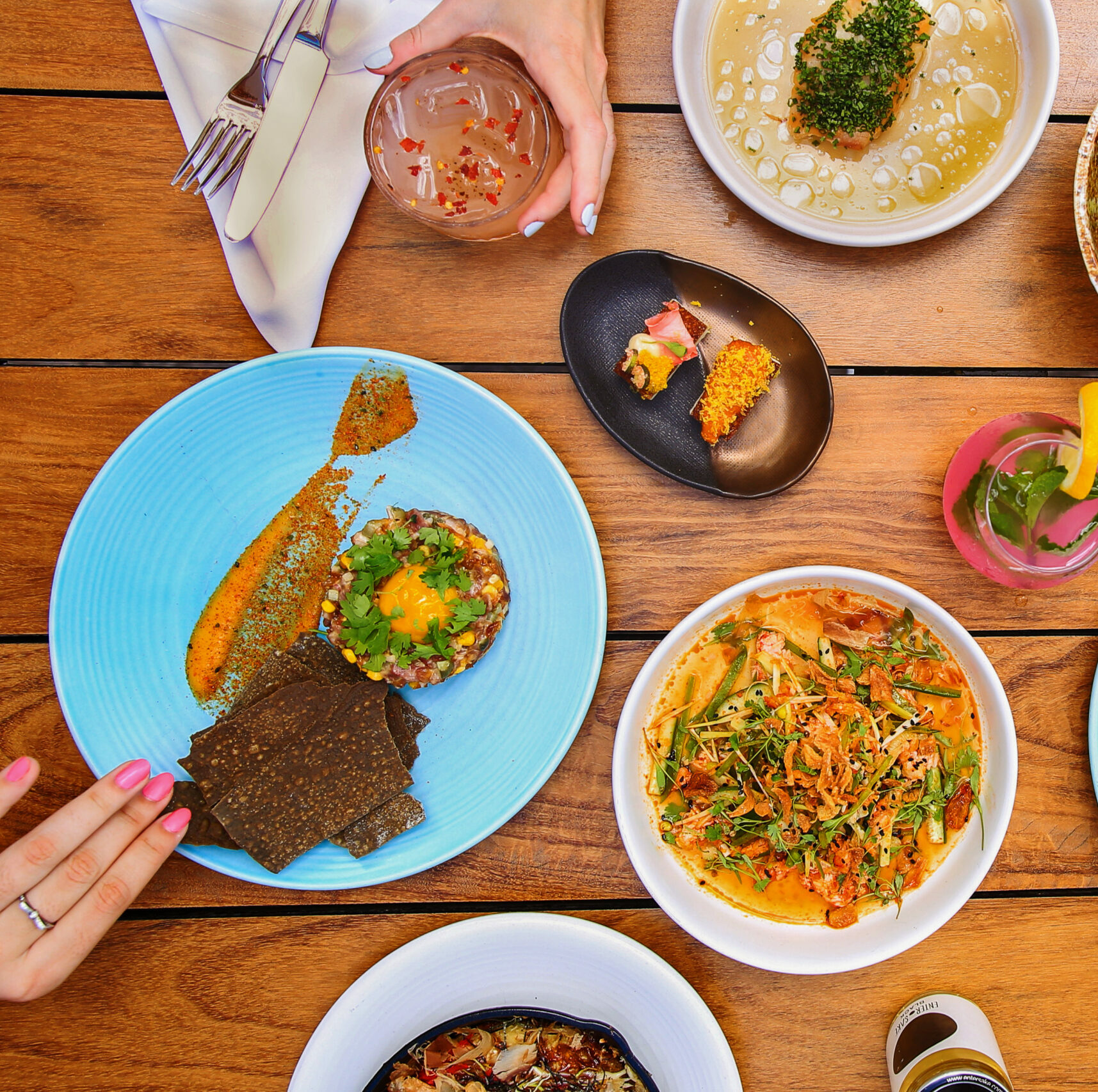 Izakaya Residency at Lido Bayside Grill