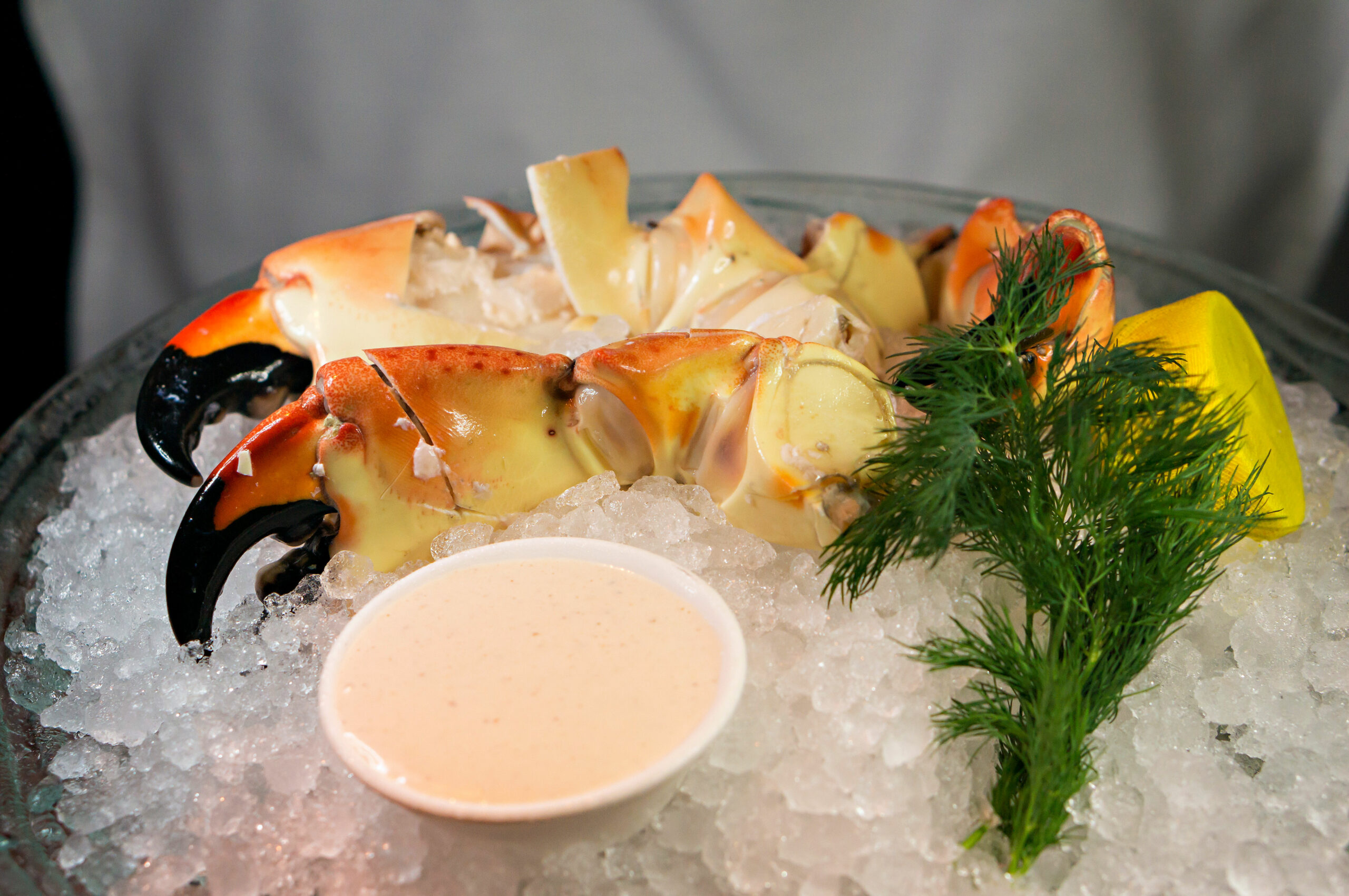 Stone Crab Claws, Lobster Bar Sea Grille