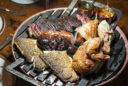 Meat Platter from Los Fuegos
