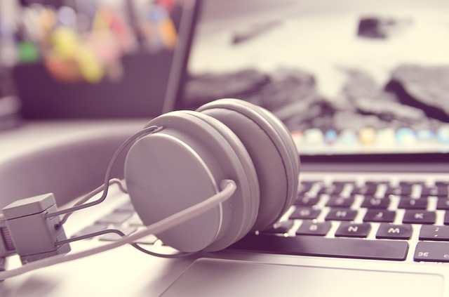 The benefits of listening to music at work.