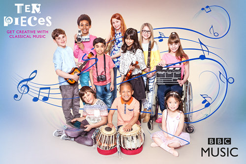 Inspiring kids to love classical music.
