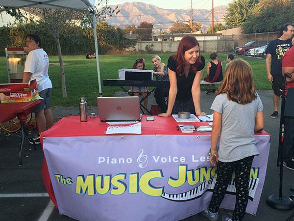 Free Music Demonstrations