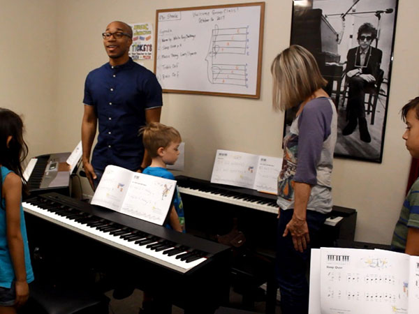 Group Music Classes