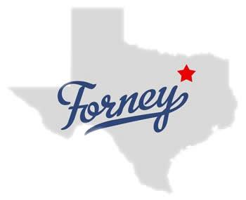 Forney Texas