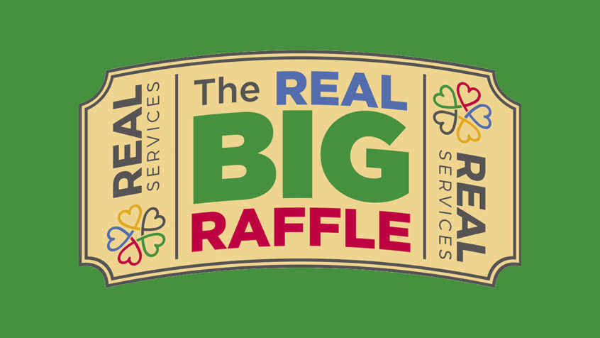 REAL Services' REAL Big Raffle