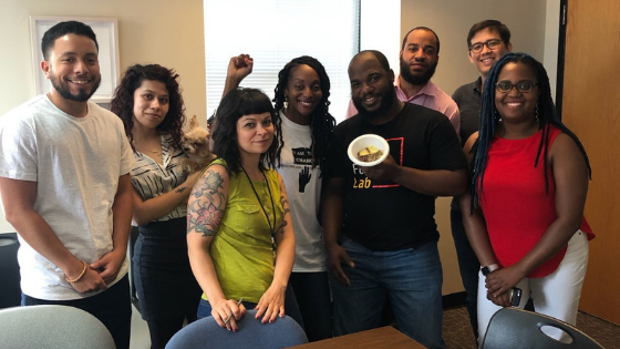 ACLU Maryland Unionizes with OPEIU, Joins Nonprofit Employees United