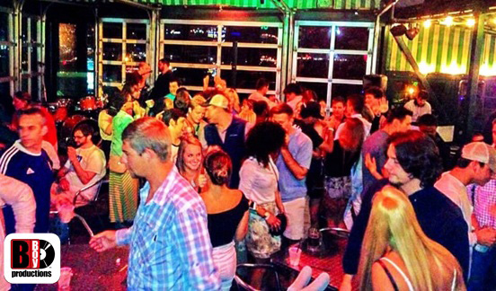 McGuire's Ladies Night DJ Brian B