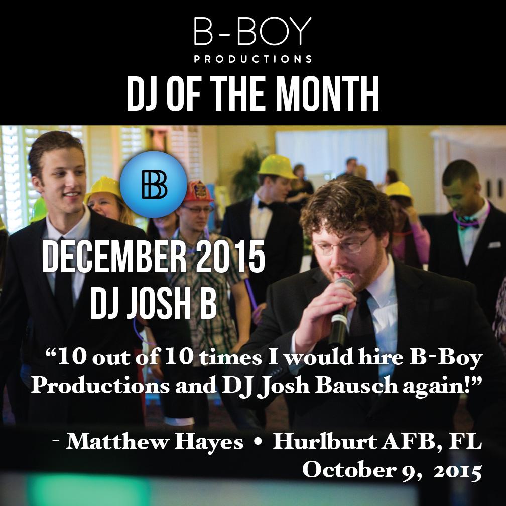 DJ Josh B