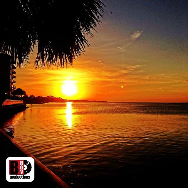 Bayview Room at Sandestin Golf and Beach Resort Wedding DJ Sunset