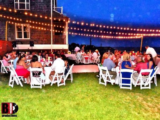 Henderson Park Inn Wedding Dinner