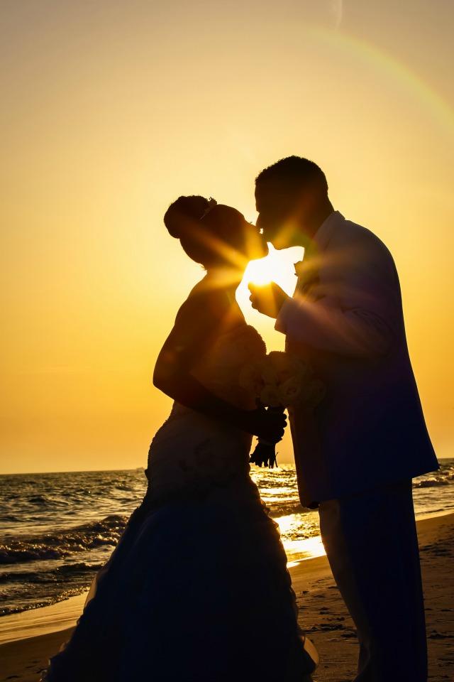 Hilton Sandestin Destination Wedding Sunset