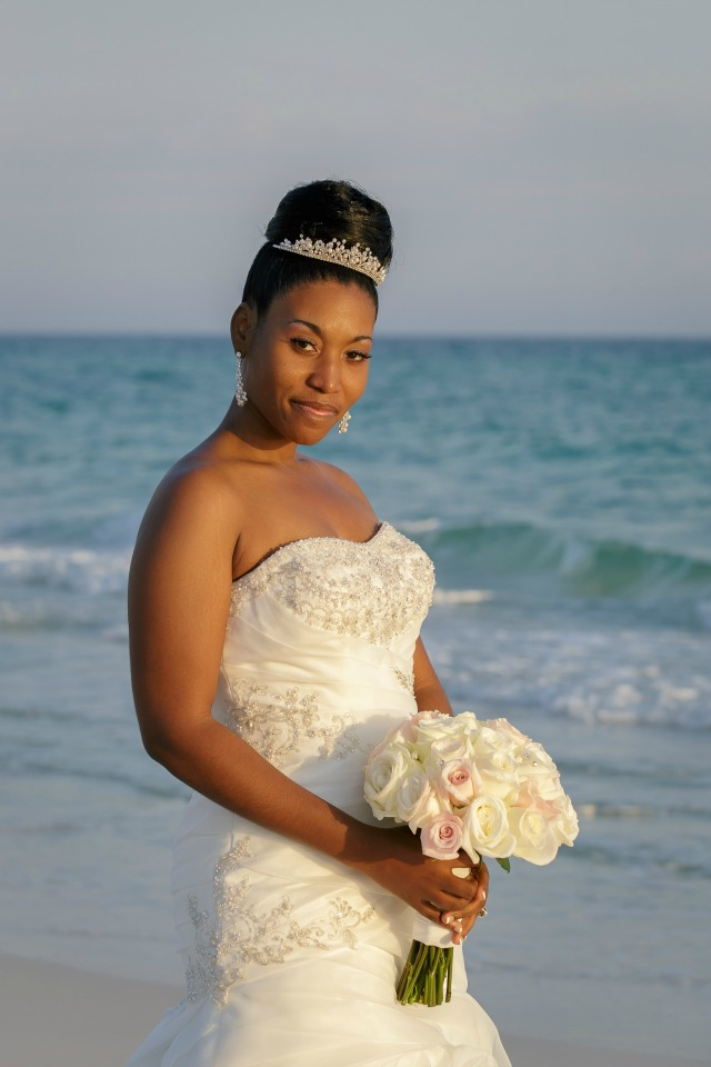 Hilton Sandestin Wedding Bride