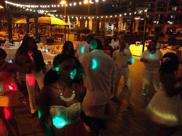 Hilton Sandestin Wedding DJ